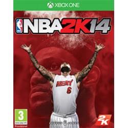 NBA 2K14 ENG [PS3] UŻYWANA