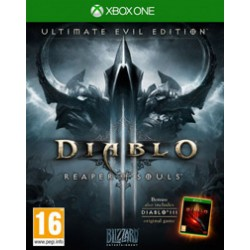 Diablo III: Reaper of Souls - Ultimate Evil Edition [PS4] UŻYWANA