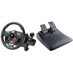 Kierownica Driving Force GT + Stojak Wheel Stang Pro [PS3] UŻYWANA