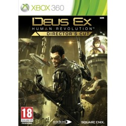 Deus Ex: Bunt Ludzkości Director's Cut PL [XBOX360] UŻYWANA