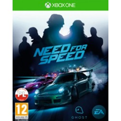 Need for Speed PL [PS4] UŻYWANA
