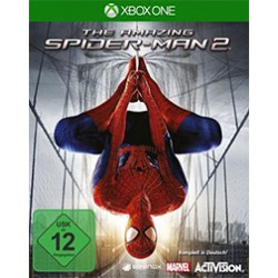 The Amazing Spider Man 2 [PS4] UŻYWANA