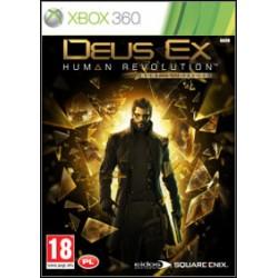 Deus Ex: Bunt Ludzkości PL [XBOX360] UŻYWANA