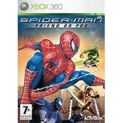Spider-Man: Friend or Foe ENG [XBOX360] UŻYWANA