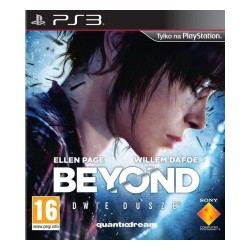 Beyond: Two Souls PL uż [PS3] UŻYWANA