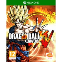 Dragon Ball Xenoverse ENG [PS4] UŻYWANA