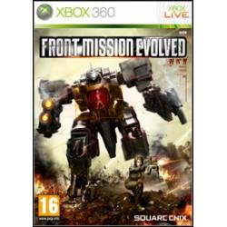 Front Mission Evolved ENG [XBOX360] UŻYWANA