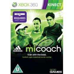 Adidas miCoach ENG [XBOX360] UŻYWANA