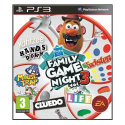 Hasbro Family Game Night 3 [PS3] UŻYWANA