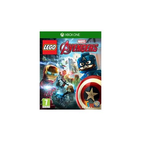 LEGO Marvel's Avengers PL [XONE] NOWA