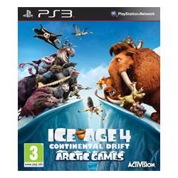 Epoka Lodowcowa 4 Wędrówka Kontynentów: Arktyczne Igrzyska [PS3] UŻYWANA