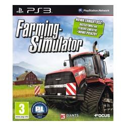 Farming Simulator ENG [PS3] UŻYWANY