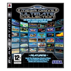 Sega Mega Drive Ultimate Collection ENG [PS3] UŻYWANA