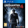 Uncharted 4 Kres Złodzieja PL [PS4] UŻYWANA