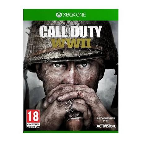 Call of Duty WW2 PL [PS4] NOWA