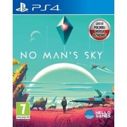 No Man's Sky PL [PS4] UŻYWANA