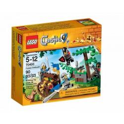 LEGO: Castle - Zasadzka w lesie LEG70400