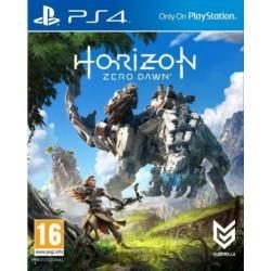 Horizon Zero Dawn PL [PS4] UŻYWANA