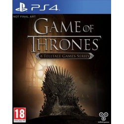Game of Thrones: A Telltale Games Series - Season One ENG [PS4] UŻYWANA