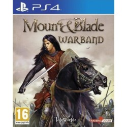 Mount and Balde: Warband ENG [PS4] UŻYWANA