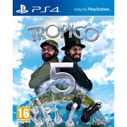 Tropico 5 ENG [PS4] UŻYWANA