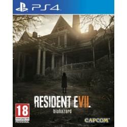 Resident Evil VII Biohazard PL [PS4] UŻYWANA