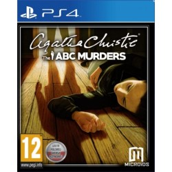 Agatha Christie: The ABC Murders PL [PS4] UŻYWANA