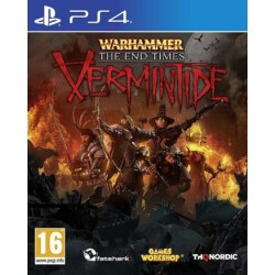 Warhammer: The End Times - Vermintide ENG [PS4] UŻYWANA