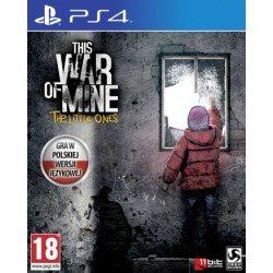 This War of Mine: The Little Ones PL [PS4] UŻYWANA