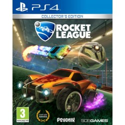 Rocket League ENG [PS4] UŻYWANA