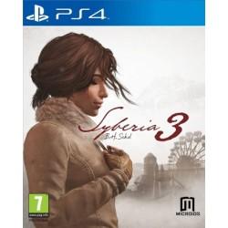 Syberia 3 PL [PS4] UŻYWANA