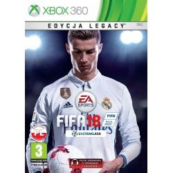 FIFA 18 PL PRE-ORDER [PS3] NOWA