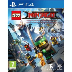 The LEGO Movie Videogame PL [PS4] NOWA