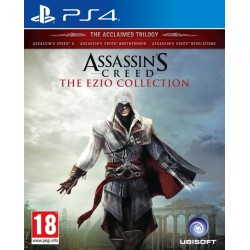 Assassin's Creed: The Ezio Collection ENG [PS4] UŻYWANA