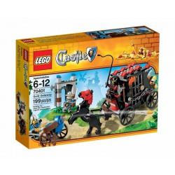 LEGO: Castle - Ucieczka ze złotem LEG70401