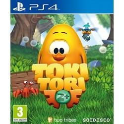 Toki Tori 2+ ENG [PS4] UŻYWANA