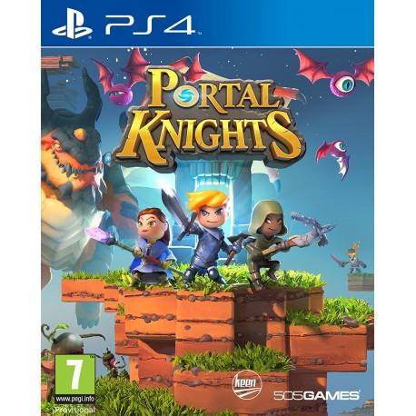 Portal Knights ENG [PS4] UŻYWANA