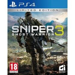 Sniper: Ghost Warrior 3 PL [PS4] UŻYWANA
