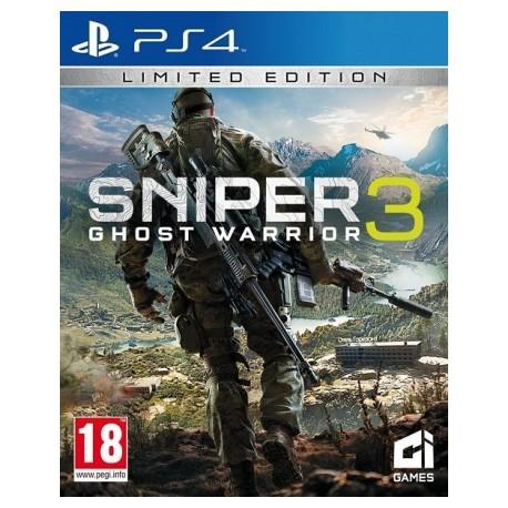 Sniper: Ghost Warrir 3 PL [PS4] UŻYWANA