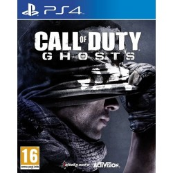Call of Duty: Ghosts PL [PS4] UŻYWANA