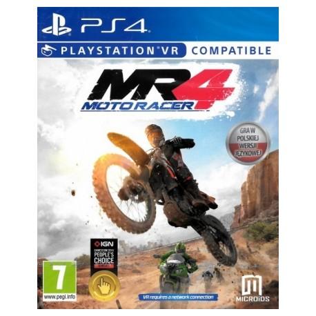 Moto Racer 4 PL [PS4] UŻYWANA