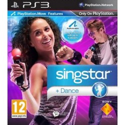 SingStar: Kraina Lodu PL [PS3] UŻYWANA
