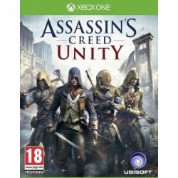 Assassin's Creed Unity PL [XONE] UŻYWANA