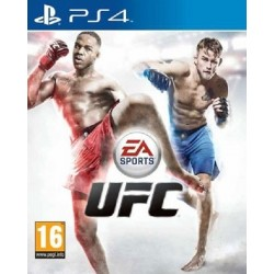 EA Sports UFC ENG [PS4] NOWA