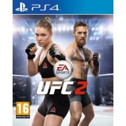 EA Sports UFC 2 ENG [PS4] UŻYWANA