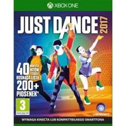 Just Dance 2017 PL [XONE] UŻYWANA