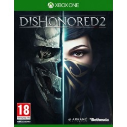 Dishonored 2 ENG [XONE] UŻYWANA
