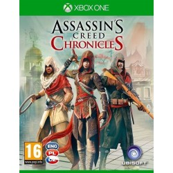 Assassin's Creed Chronicles PL [XONE] UŻYWANA