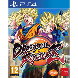 Dragon Ball FighterZ ENG [PS4] NOWA