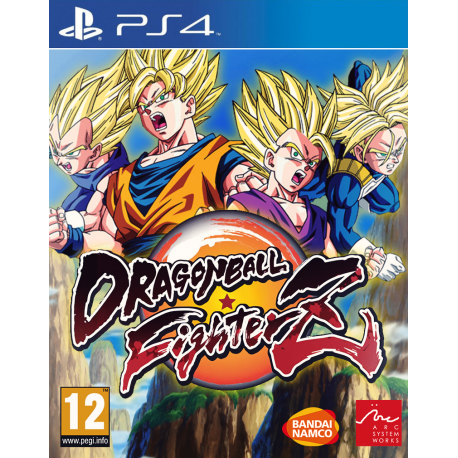 Dragon Ball Xenoverse ENG [PS4] NOWA
